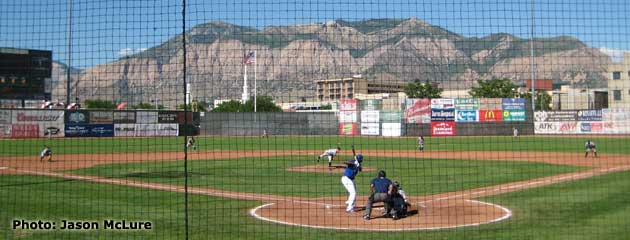 The Billings Mustangs scored 19 runs on Sunday afternoon in a blowout win in Ogden.