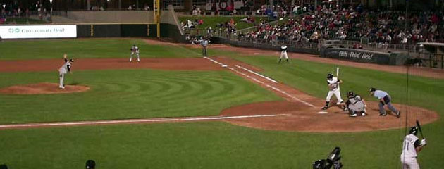 The Dayton Dragons lost on Thursday night to end a 7-game winning streak.