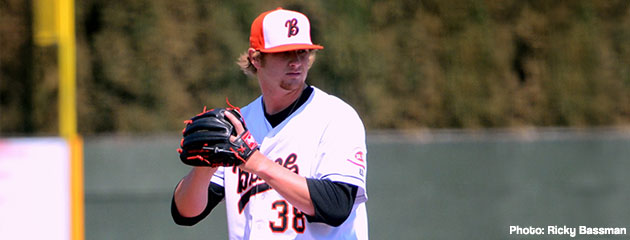 Ben Lively continued his dominance with another six shutout innings and 10 strikeouts in a Bakersfield Blaze win.