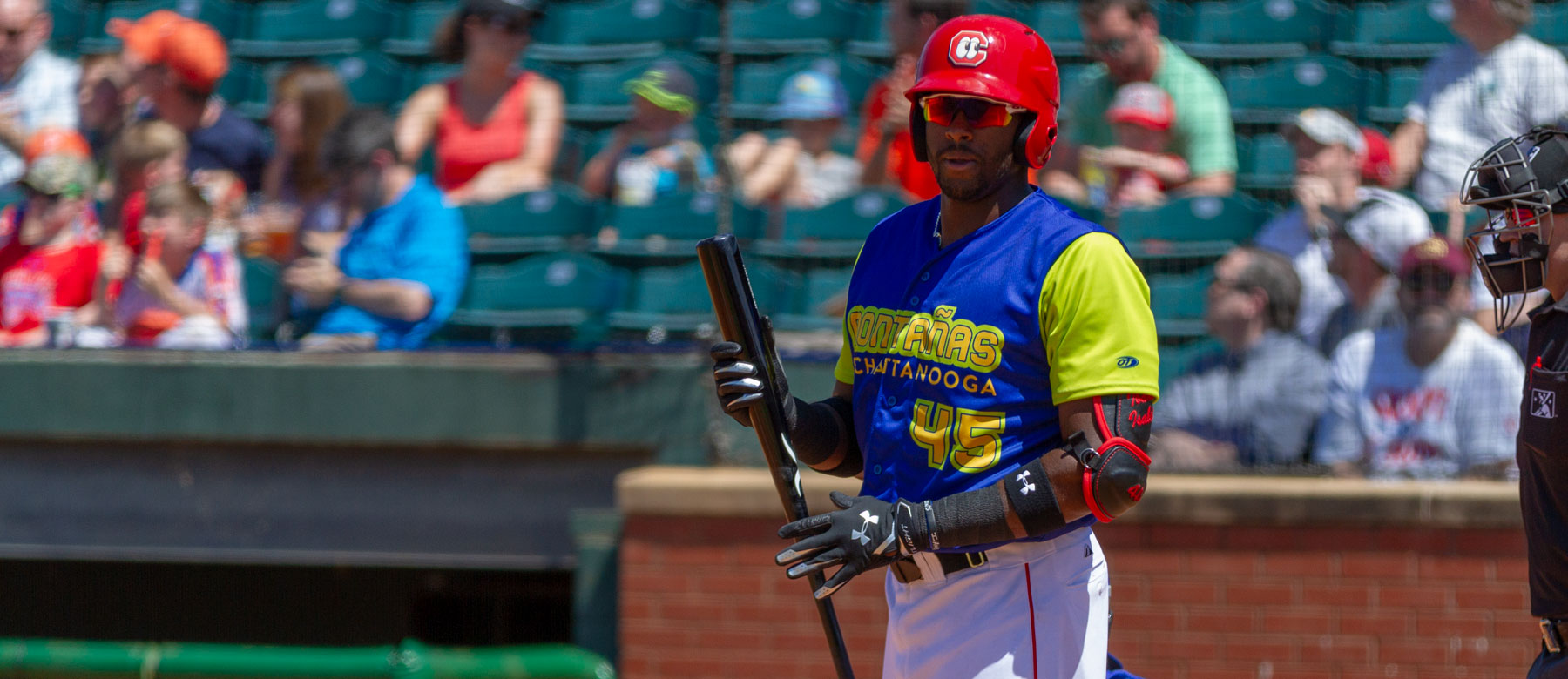 Reds minor leagues longest homers: Chattanooga Lookouts edition