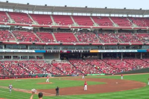 Great American Ballpark GABP