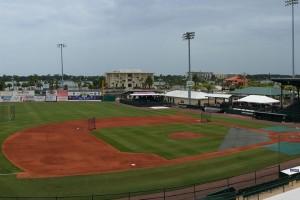 Jackie Robinson Ballpark in Daytona