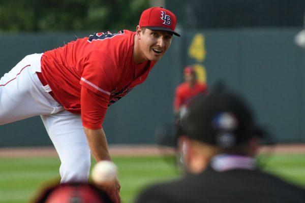 Asher Wojciechowski (Photo: Patrick L. Pfister/Louisville Bats)