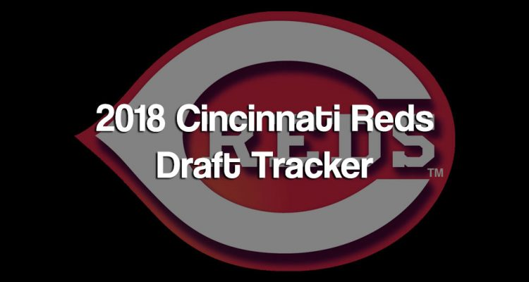 2018 Cincinnati Reds Draft Tracker