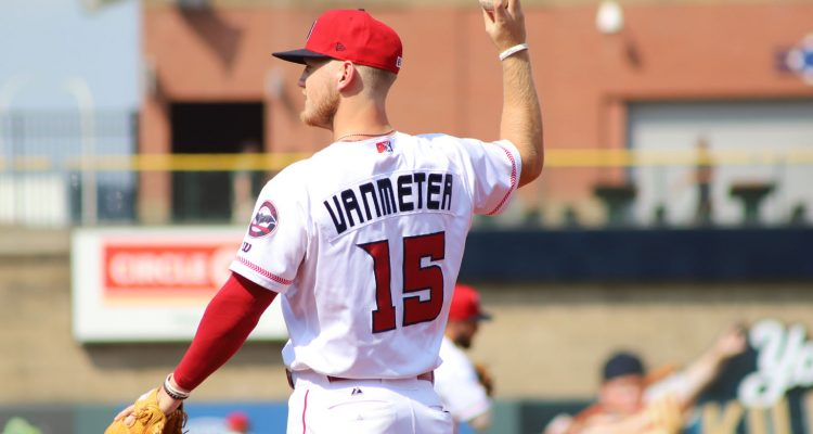 Josh VanMeter (Photo: Taris Smith/Louisville Bats)