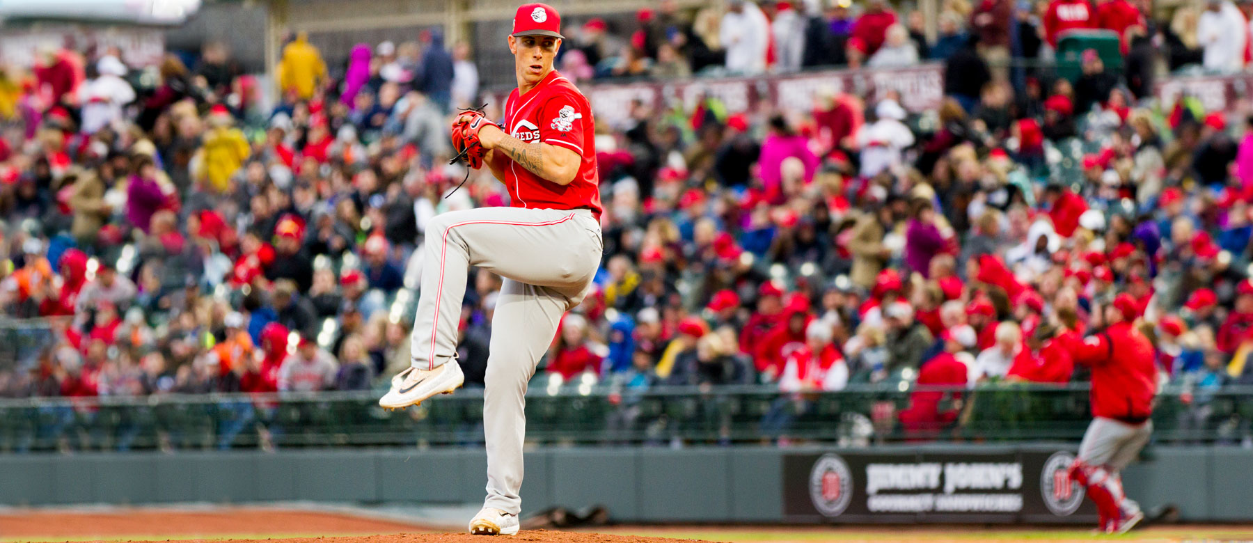 Should the Reds acquire another starter?