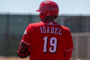 Ibandel Isabel (Photo: Doug Gray)