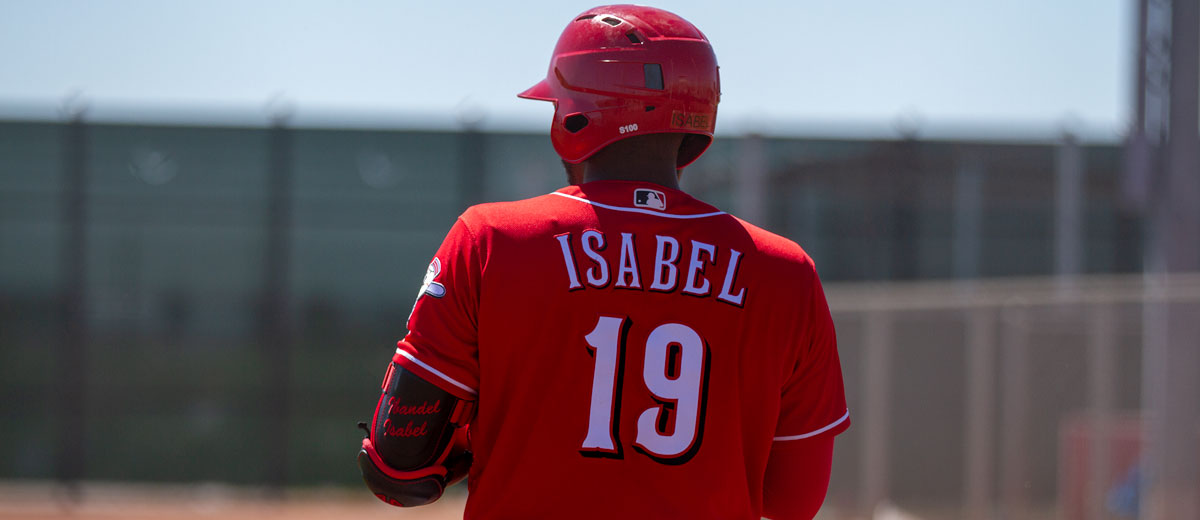 Notes from Reds Minor League Camp - Day 6