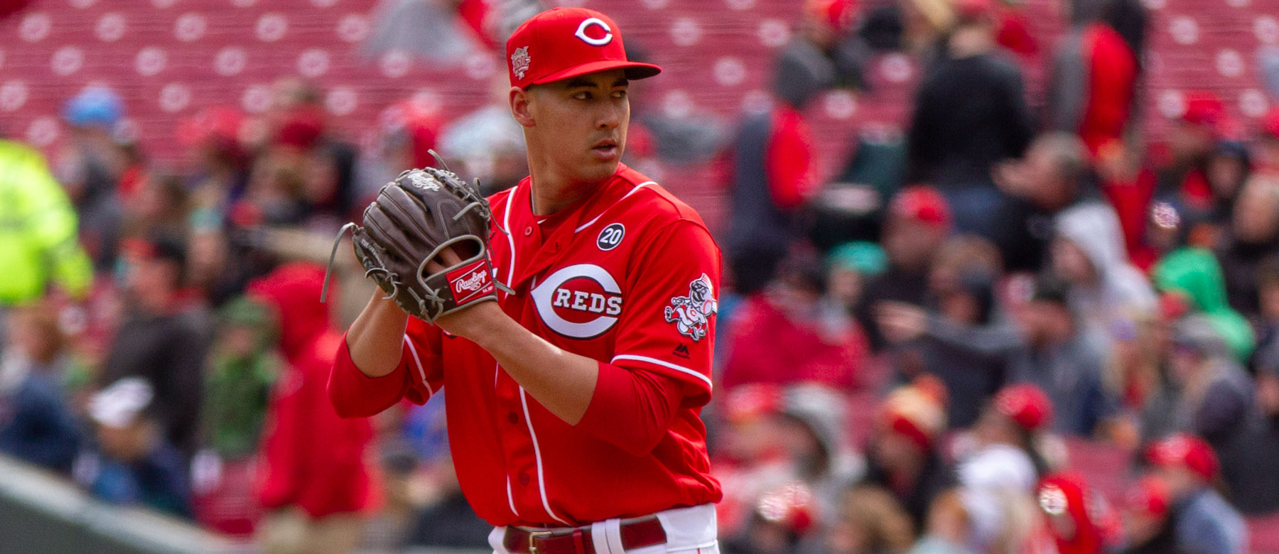 Reds Robert Stephenson to begin rehab in Louisville on Tuesday
