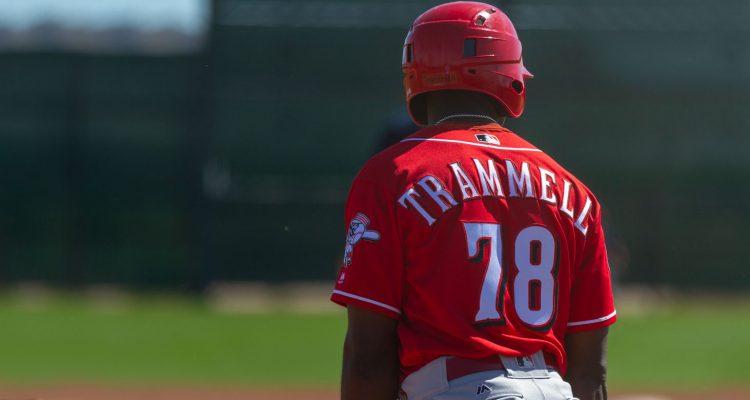 Taylor Trammell (Photo: Doug Gray)