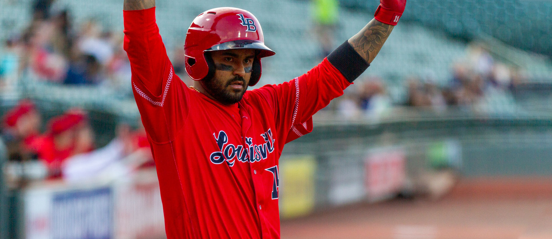Reds call up Christian Colon from Triple-A Louisville | redsminorleagues.com