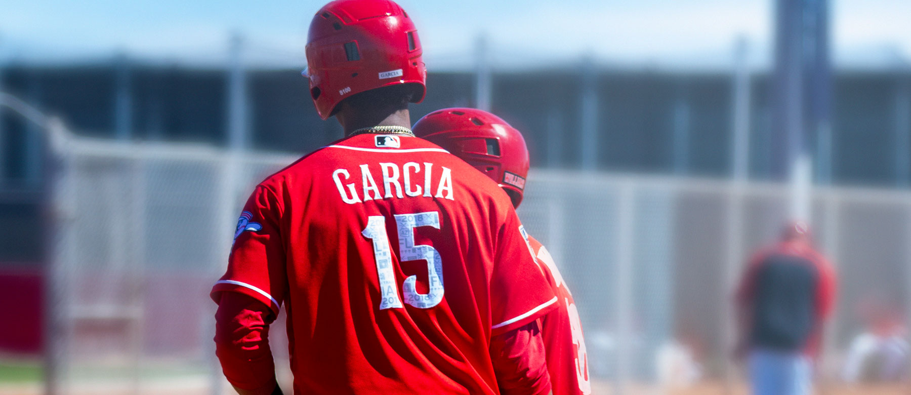 Is Jose Garcia the Reds fastest rising prospect?
