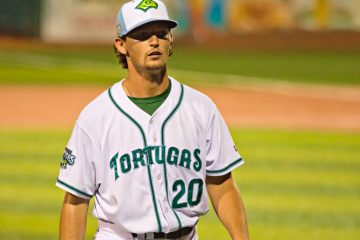 Packy Naughton (Photo: Daytona Tortugas/Aldrin Capulong)