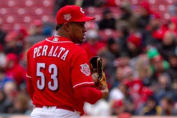 Wandy Peralta (Photo: Doug Gray)