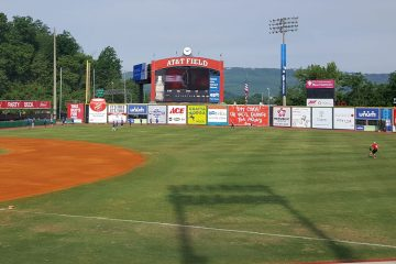 Chattanooga Lookouts (Photo: Doug Gray)