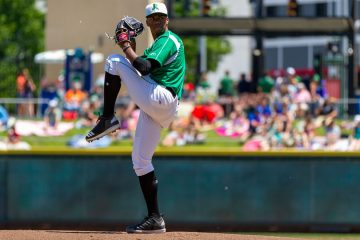 Hunter Greene (Photo: Doug Gray)