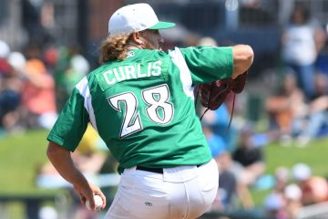Connor Curlis (Photo: Nick Falzerano/Dayton Dragons)