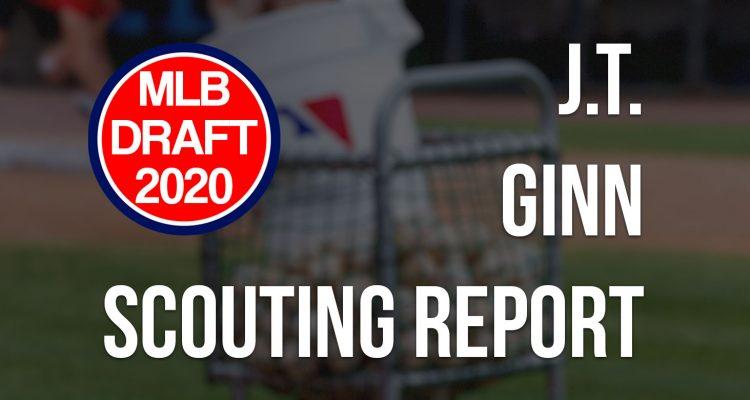 JT Ginn Scouting Report